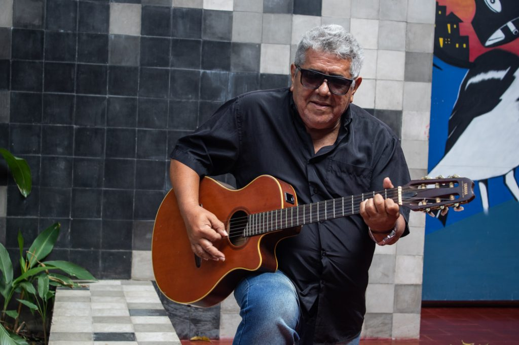 Musico Oberdan Oliveira